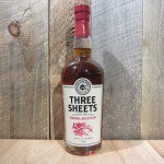 3 SHEETS BARREL AGED RUM 750ML