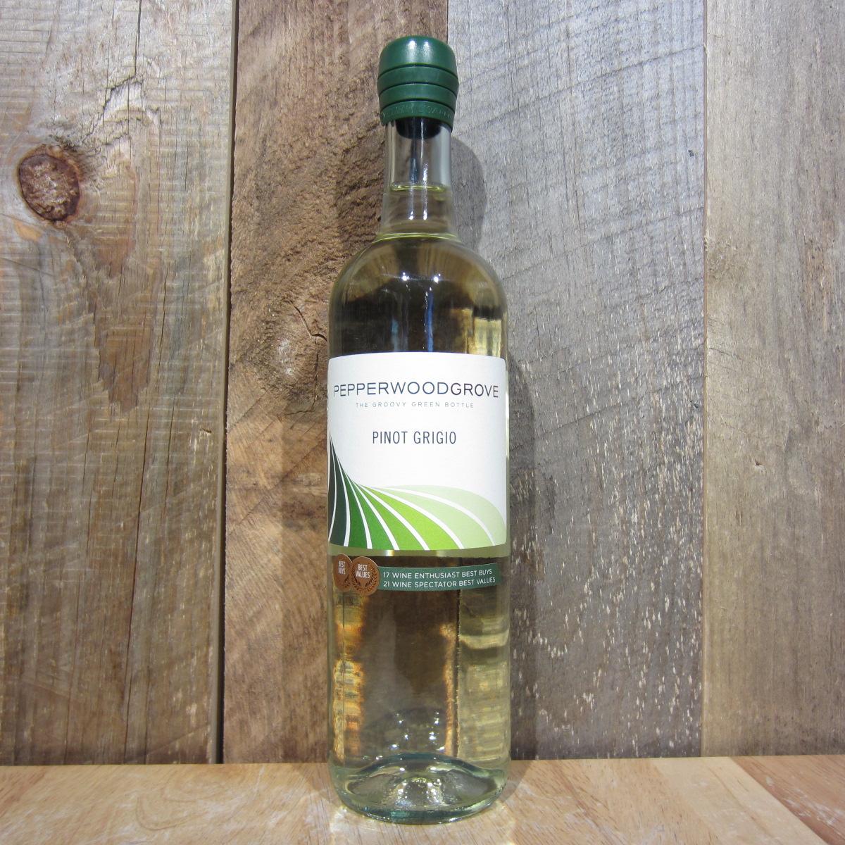 Pepperwood Grove Pinot Grigio 750ml Oak And Barrel