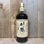 NIKKA WHISKEY PM TAKETSURU 21 YR 750ML