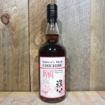 ICHIROS MALT CHICHIBU PORT PIPE 750ML