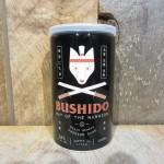 BUSHIDO WAY OF THE WARRIOR GINJO SAKE 180ML (CAN)