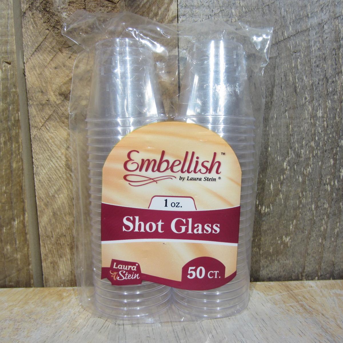 50 Shot Glasses