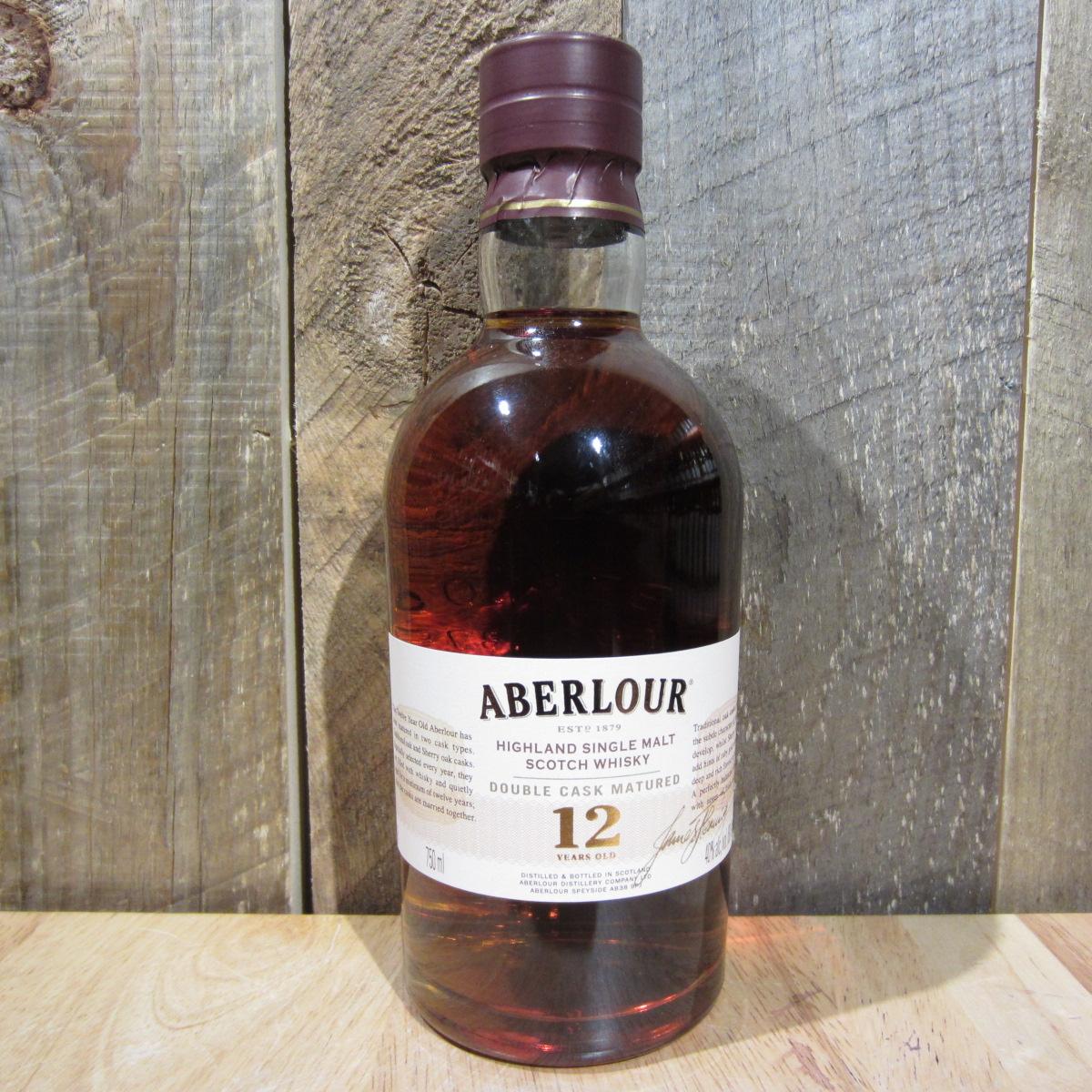 Aberlour 12 Year 750ml