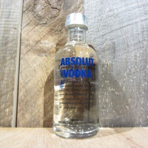 Absolut Vodka 200ml (Half Pint)