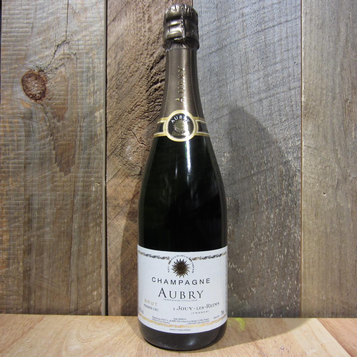 Aubry Champagne Brut 750ml