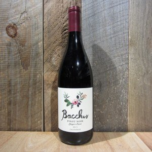 BACCHUS PINOT NOIR GINGERS CUVEE 2014 750ML