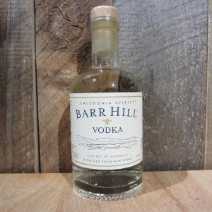 BARR HILL VODKA 375ML (HALF SIZE BTL)