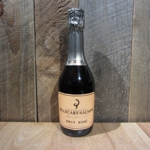 BILLECART SALMON BRUT ROSE 375ML (HALF SIZE BTL)