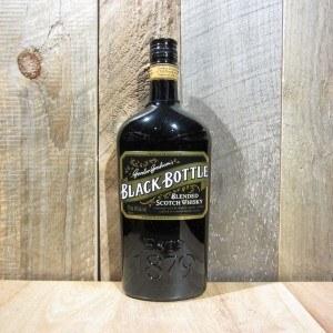 Black Bottle Blend Scotch Whiskey 750ml