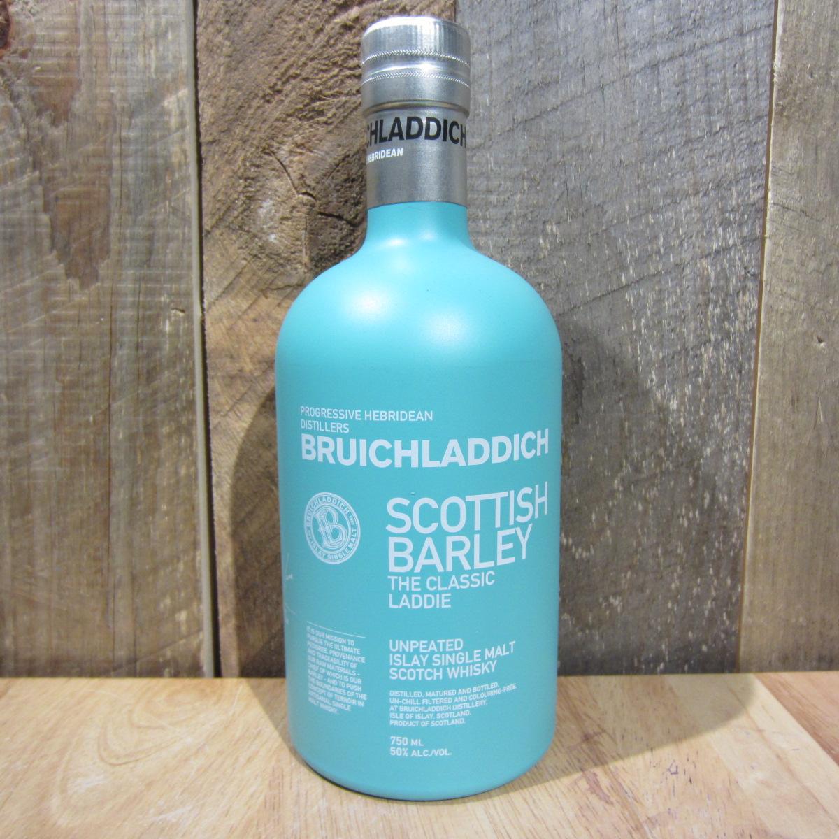 Bruichladdich Scotch Barley The Laddie 750ml