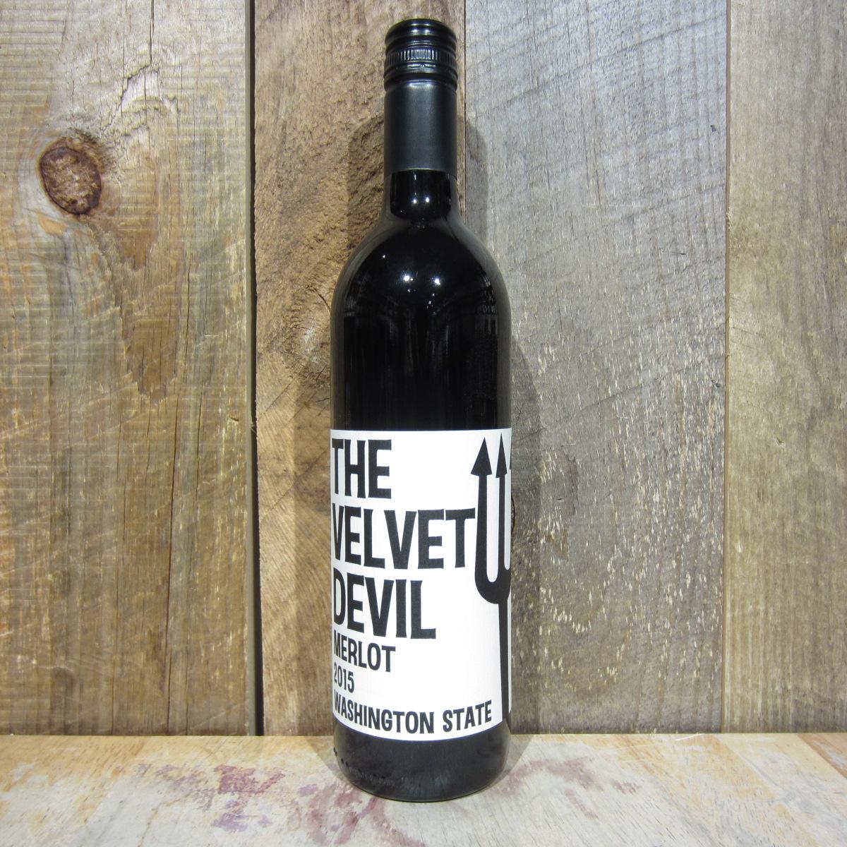 Charles Smith Velvet Devil Merlot 750ml