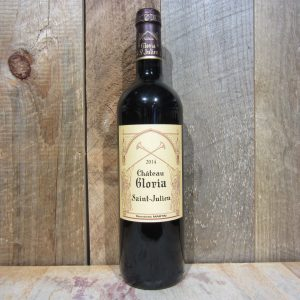 CHATEAU GLORIA SAINT JULIEN 2014 750ML