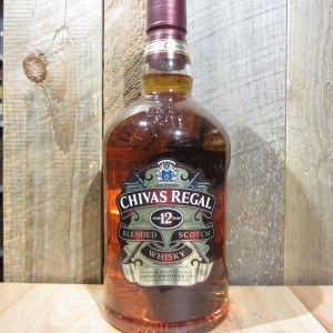 CHIVAS REGAL 12 YEAR 1.75L