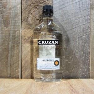 CRUZAN LIGHT RUM 375ML (HALF SIZE BTL)