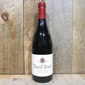 DAVID BRUCE PINOT NOIR SONOMA COAST 2015 750ML