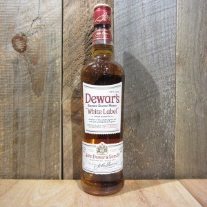 Dewars White Label 750ml