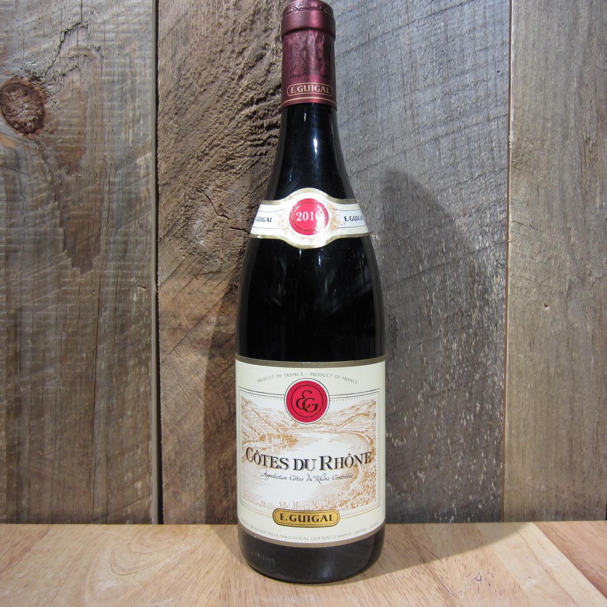 E. Guigal Cotes du Rhone Rouge 750ml