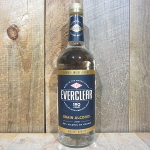 EVERCLEAR GRAIN ALCOHOL 1L
