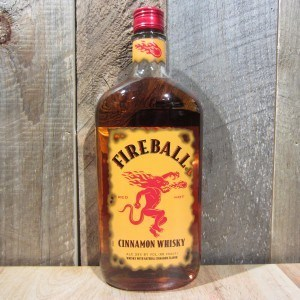 FIREBALL WHISKEY 750ML