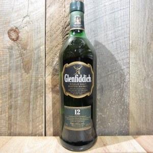 Glenfiddich 12 yr 1L