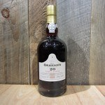 GRAHAMS TAWNY 20 YR PORT 750ML