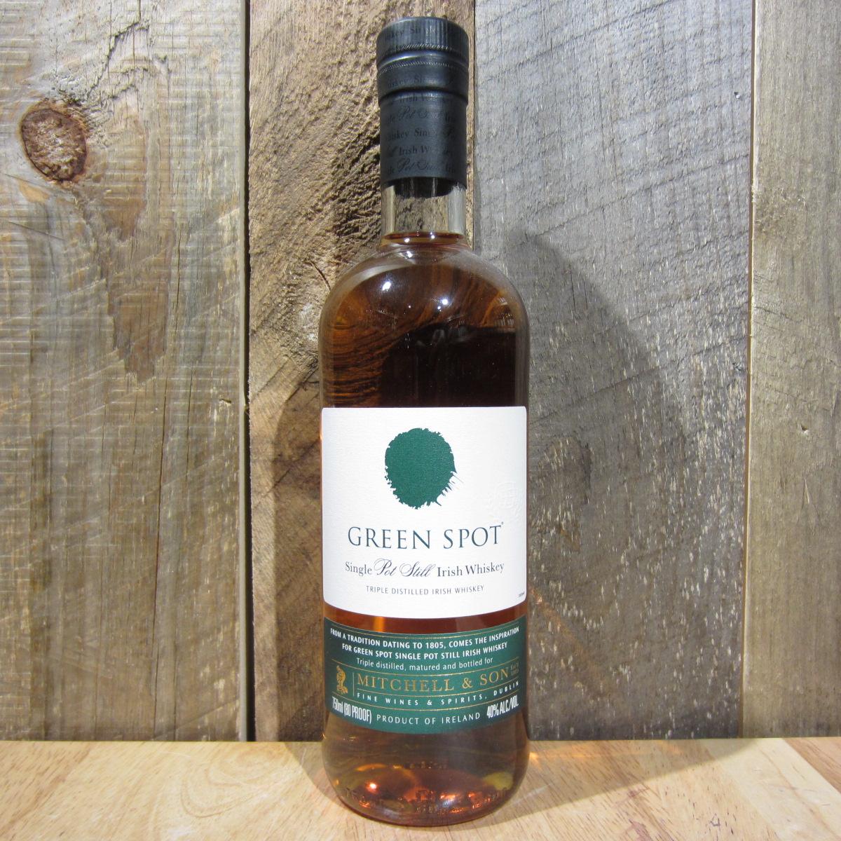 Green Spot Irish Whiskey 750ml