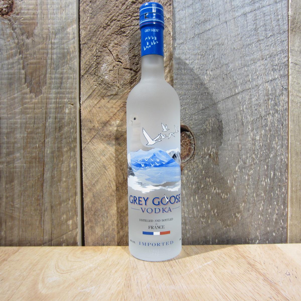 Grey Goose Vodka 200ml Oak And Barrel