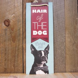 HAIR OF THE DOG GIFT BAG