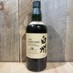 HAKUSHU JAPANESE WHISKEY 18 YR 750ML
