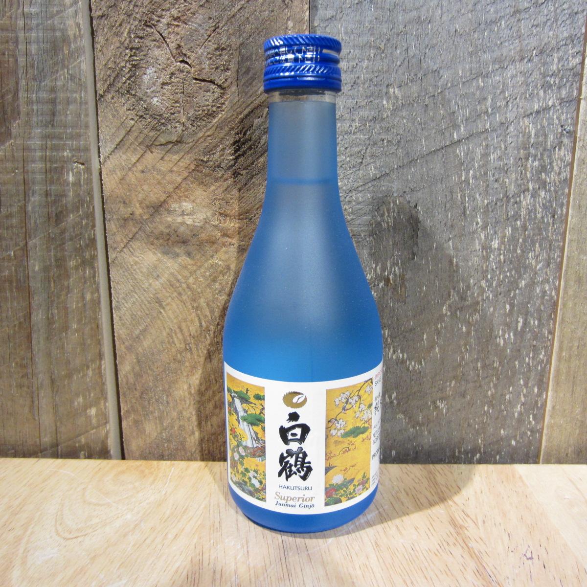 Hakutsuru Sake Junmai Ginjo Superior 300ml
