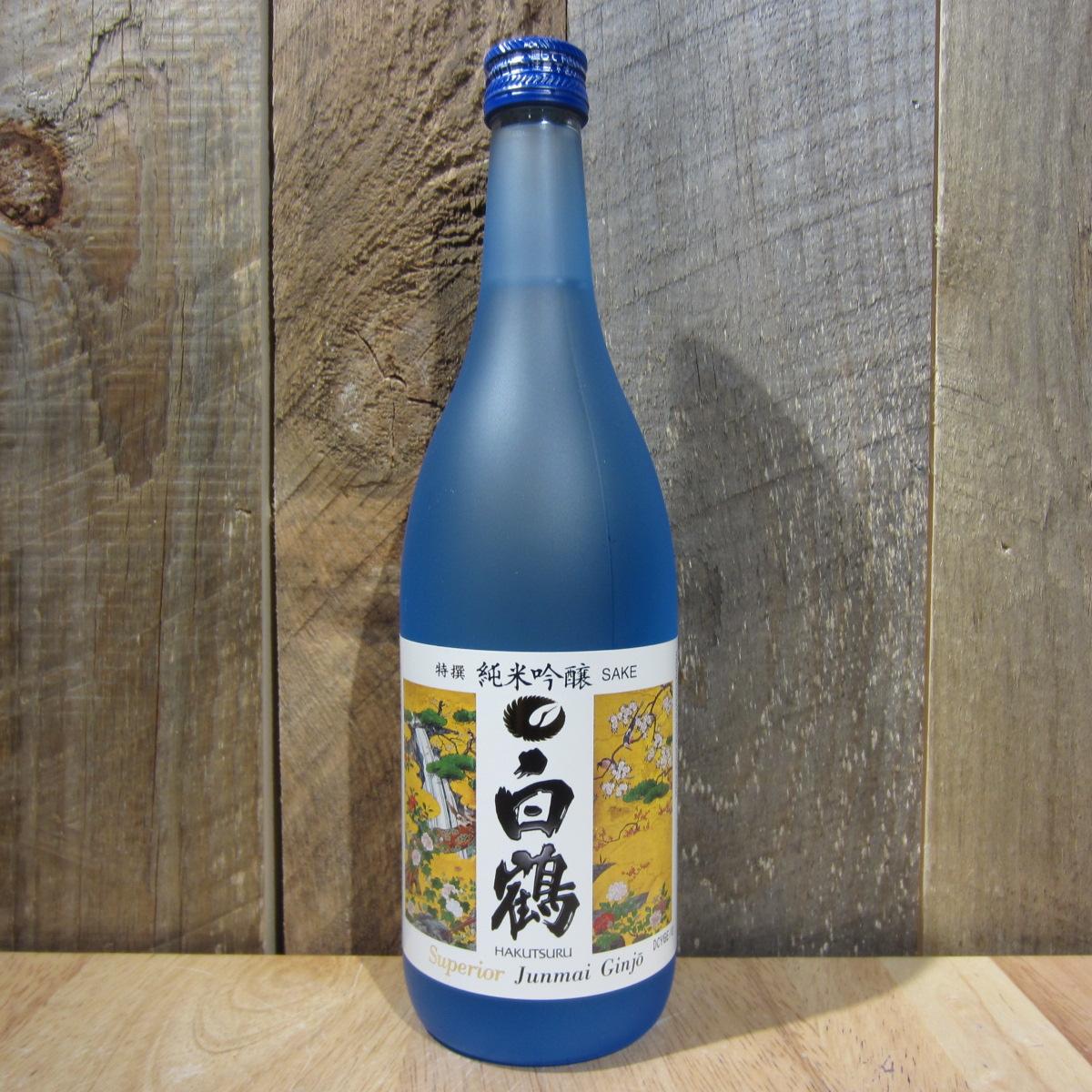 Hakutsuru Sake Junmai Ginjo Superior 720ml