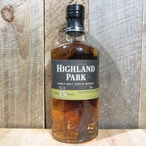 Highland Park 15 yr 750ml