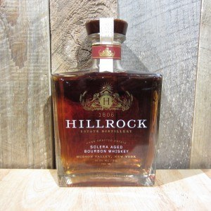 Hillrock Estate Solera Bourbon 750ml