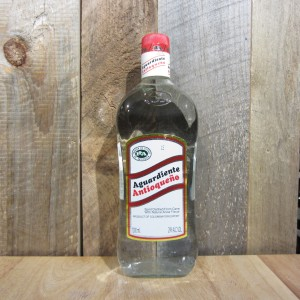 AGUARDIENTE ANTIOQUENO 1L
