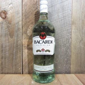 BACARDI LIGHT SUPERIOR 1L
