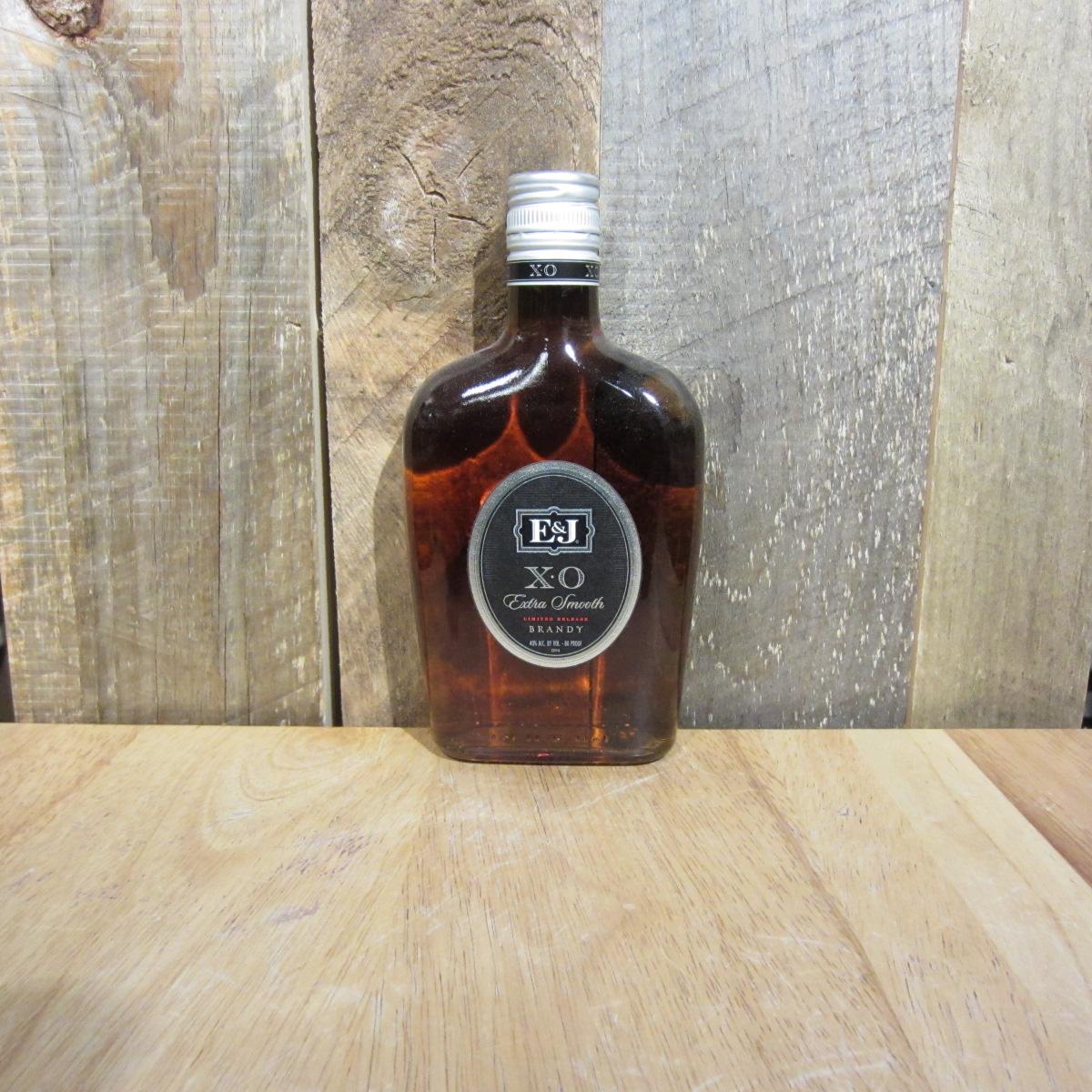 E&J XO Brandy 375ml (Half Size Btl)