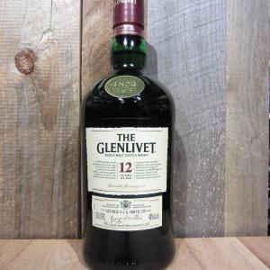 Glenlivet 12 yr 1.75L
