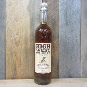 HIGH WEST AMERICAN PRAIRIE 750ML