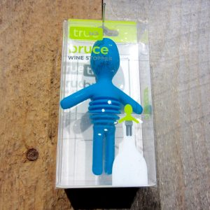 ASSORTED BRUCE BOTTLE STOPPER