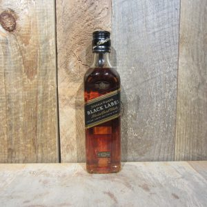 Johnnie Walker Black Label 375ml (Half Size Btl)