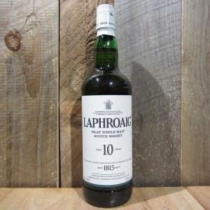 LAPHROAIG 10 YR 750ML