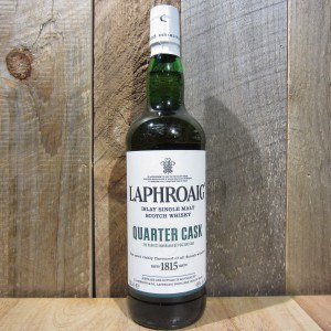 LAPHROAIG QUARTER CASK 750ML