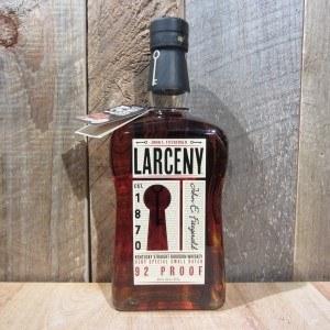 LARCENY BOURBON SMALL BATCH 750ML