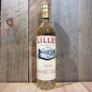 LILLET WHITE 750ML