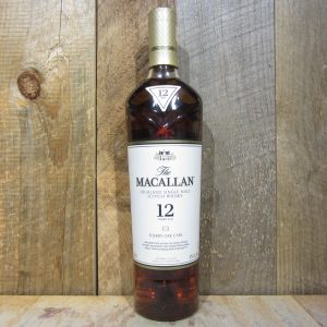 MACALLAN 12YR SHERRY SINGLE MALT 750ML