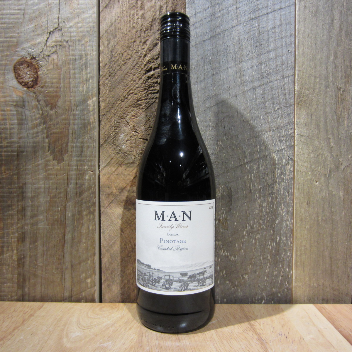 Man Vintners Pinotage 750ml