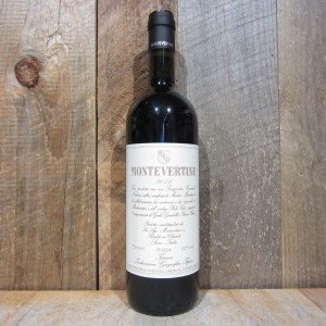 MONTEVERTINE ROSSO 2014 750ML