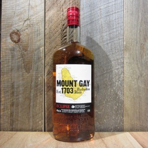 MOUNT GAY ECLIPSE GOLD RUM 1L