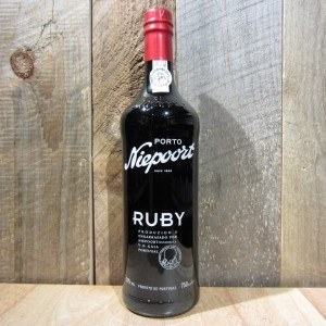 NIEPOORT RUBY PORTO 750ML