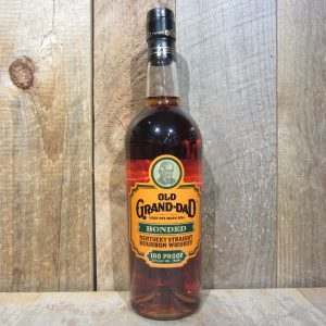 OLD GRAND DAD BOURBON BONDED 100 PROOF 750ML